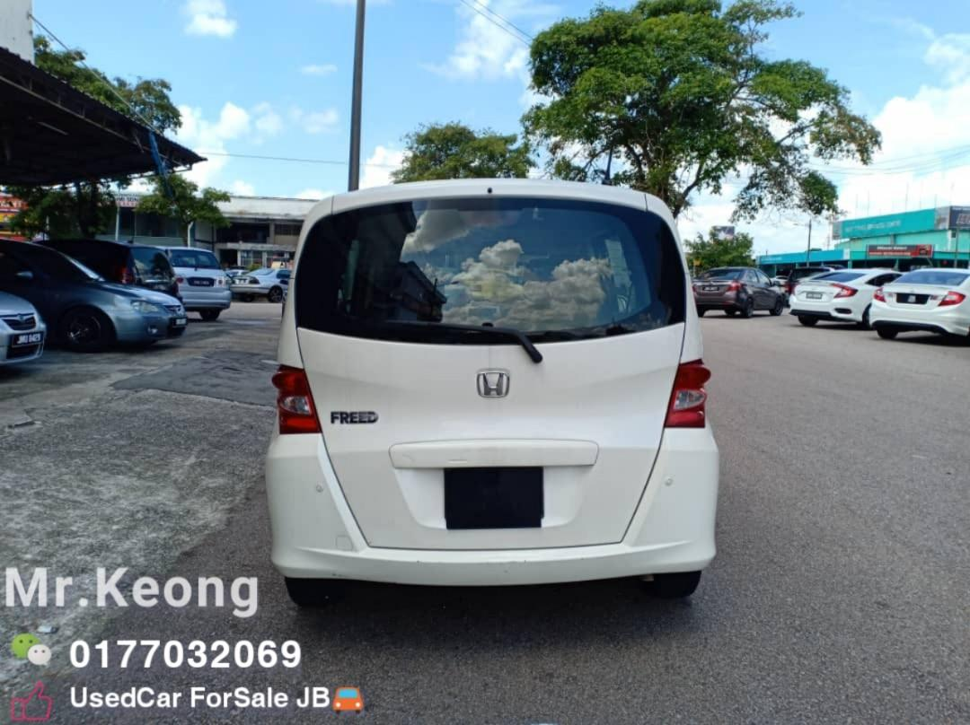 2013TH🚘HONDA FREED 1.5AT 7 SEATER BUDGET MPV ORI COND OfferPrice Rm40,800 Only🚨Monthly Installment Rm610 Only⚠️ 🔥LowestPrice🔥InJB Call📲KeongFor More🤗