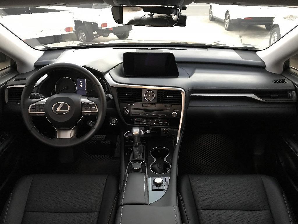 2018年 19年領牌 Lexus 凌志 RX300 黑 2.0 IKEY 定速 影音版 多貸20萬 週轉金 0利率 核准快