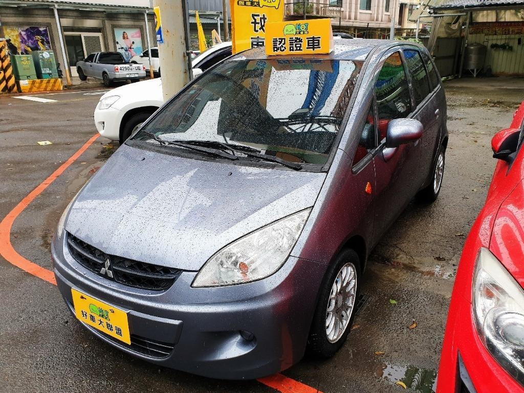 冠軍車庫【專業認證】三菱 2010年 COLT 鐵灰色 1.6L