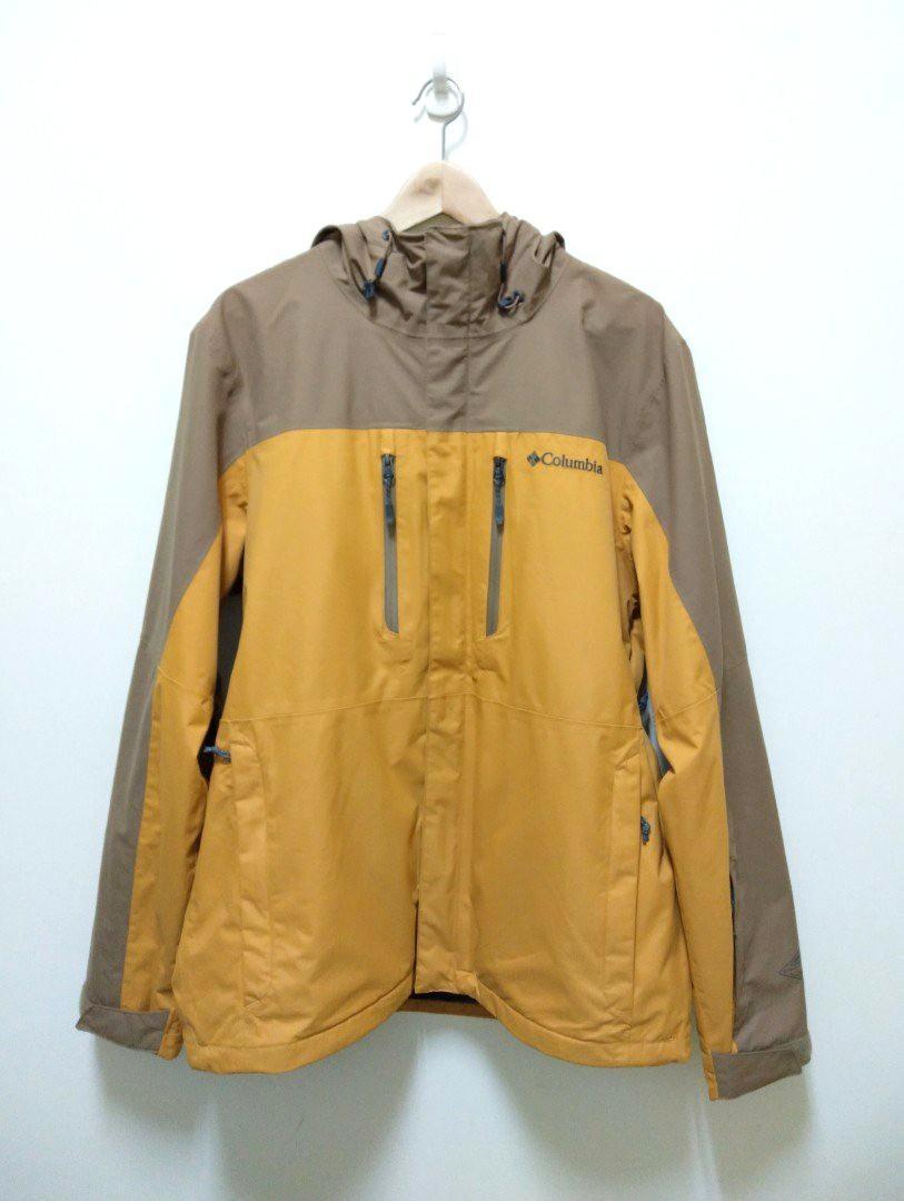 🔥 Columbia 哥倫比亞 防風 防水 連帽 外套 機能 休閒 戶外 百搭 古著 復古 Vintage