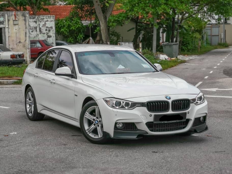 SEWA BELI BERDEPOSIT>>BMW F30 316i TWIN POWER TURBO 2013
