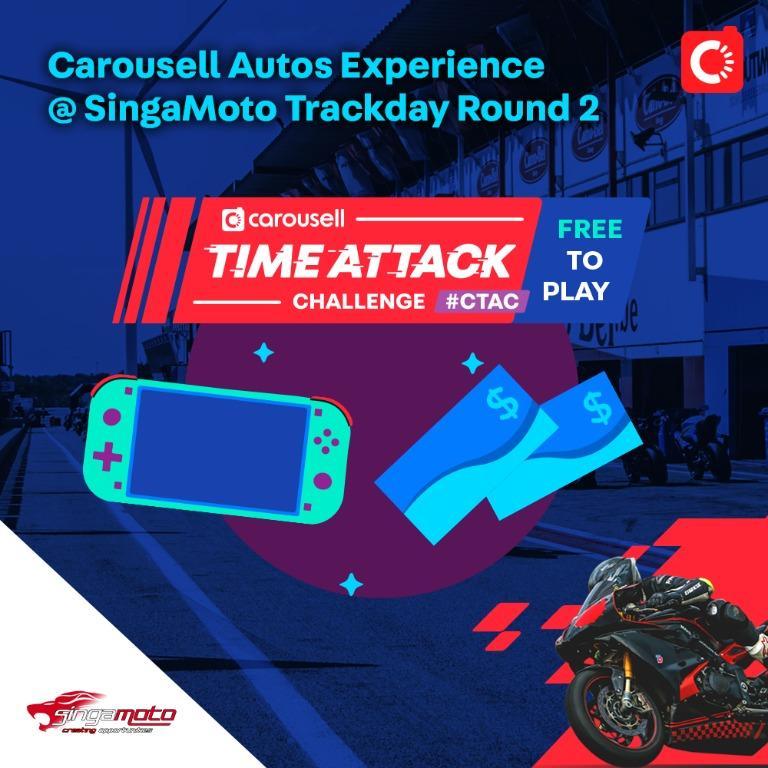 CTAC @ SingaMoto Trackday Round 2