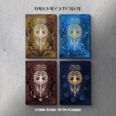 DREAMCATCHER 1ST ALBUM DYSTOPIA: The Tree of Languange Pre order