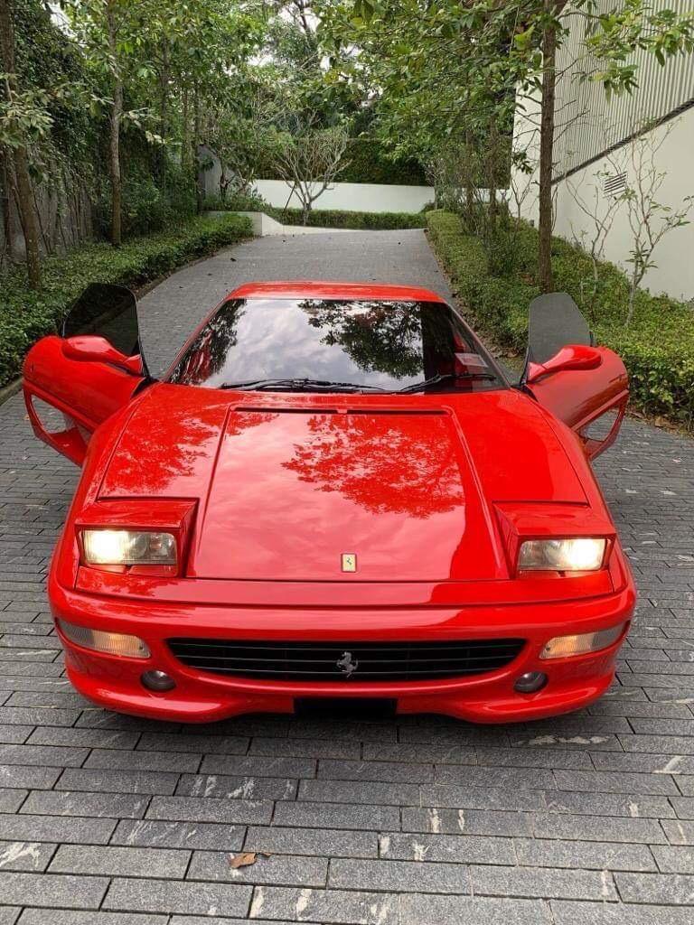 Ferrari 355 Modena Auto