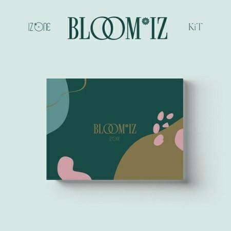 [FREE POSTAGE] IZ*ONE IZONE 1ST ALBUM BLOOM*IZ KIHNO KIT