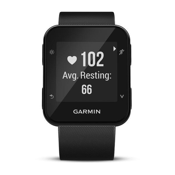 Garmin Forerunner 35; Easy-to-Use GPS Running Watch, Black (US Version)
