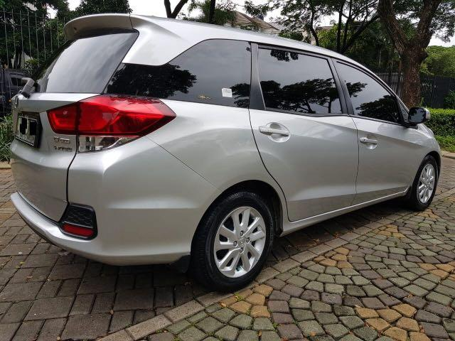 Honda Mobilio E CVT 2015,Tenaga Besar Namun Tetap Hemat BBM