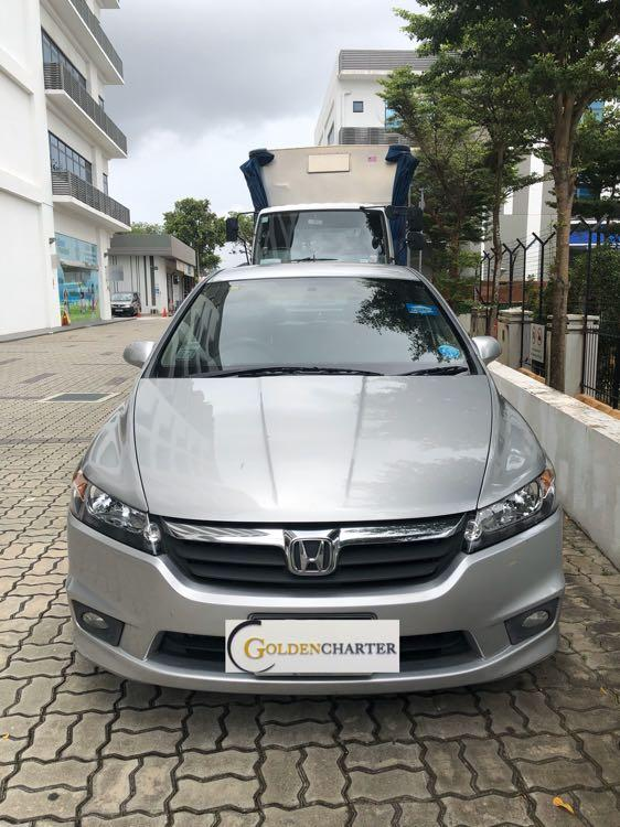 Honda Stream For Rent ! Gojek Rebate , Personal Rent!