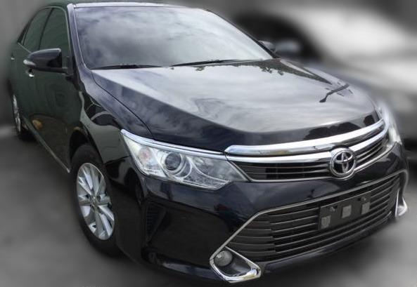 Jc car 2018年Toyota Camry 2.0L 安卓機 一手超低里程車庫車 舒適大型房車 優質車況 等同新車