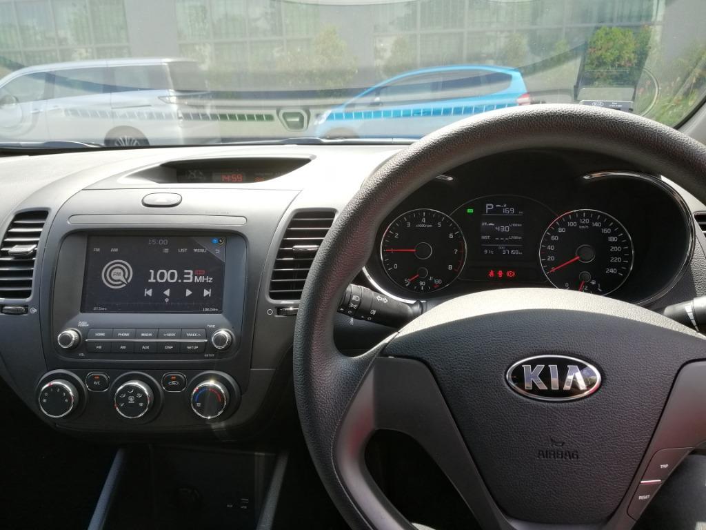 Kia K3 Cerato for Grab