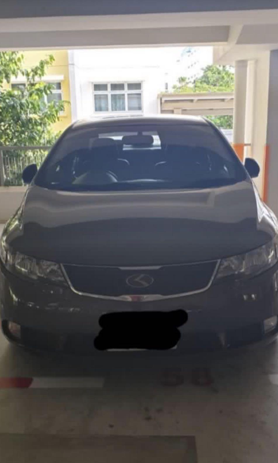 Kia Cerato Auto Rental / No Deposit / PERSONAL CAR