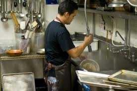 Kitchen steward / Dishwasher