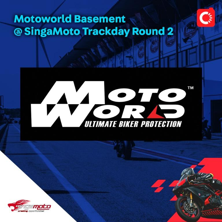Motoworld Basement @ SingaMoto Trackday Round 2