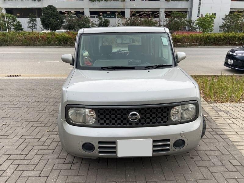 Nissan Cube Z11 Auto