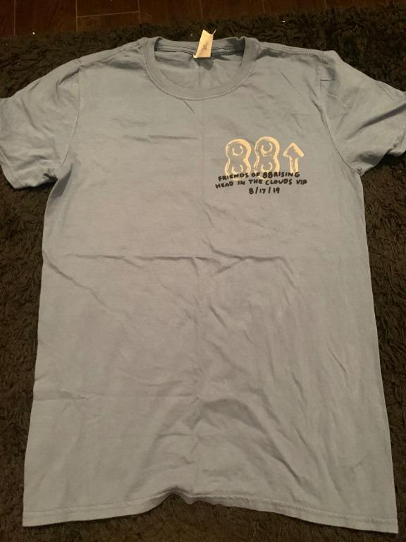 Official 88 Rising Head In The Clouds 2019 VIP Exclusive Shirt