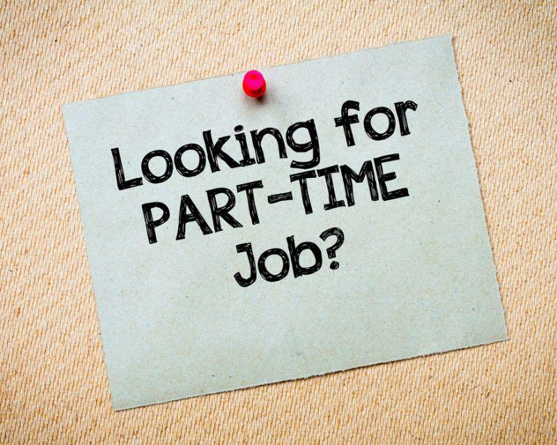 Part Time Retail Staff