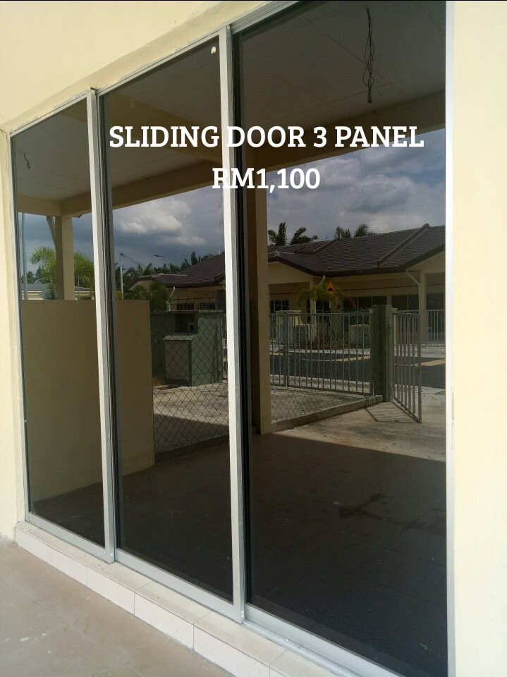 Pintu Sliding Pintu Bilik Harga Lain Home Furniture Others On Carousell