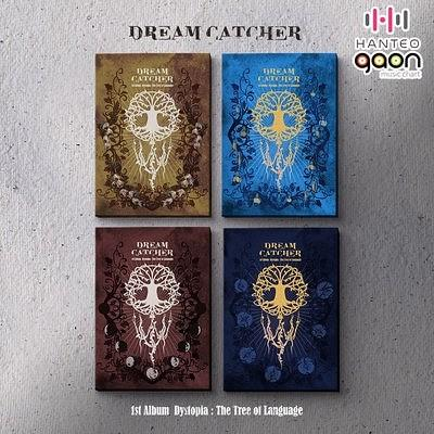 [PREORDER] Dreamcatcher - Dystopia: The Tree of Language (1st Album)