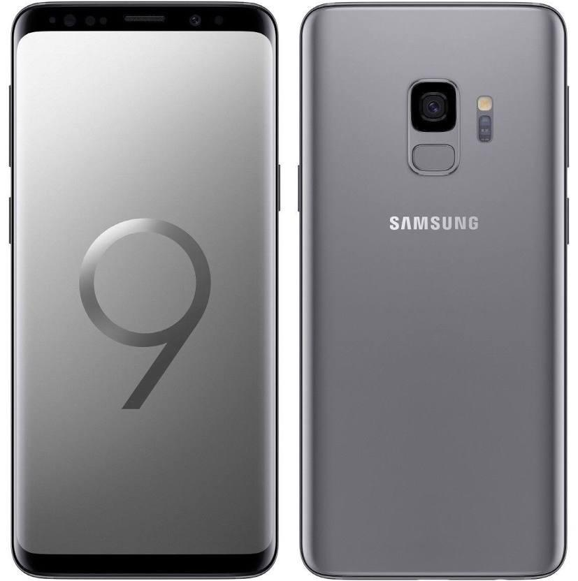 Samsung Galaxy S9 New in Box (Unlocked) + Unicorn Beetle case