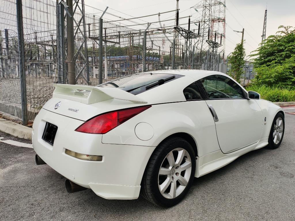 Sell. Nissan Fairlady 350Z 3.5L Auto. Mfg 2005, Reg 2009. Mileage 85K km