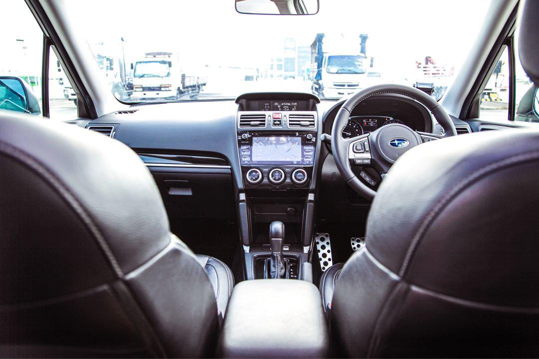 Subaru Forester (Sunroof) 2.0 XT Auto
