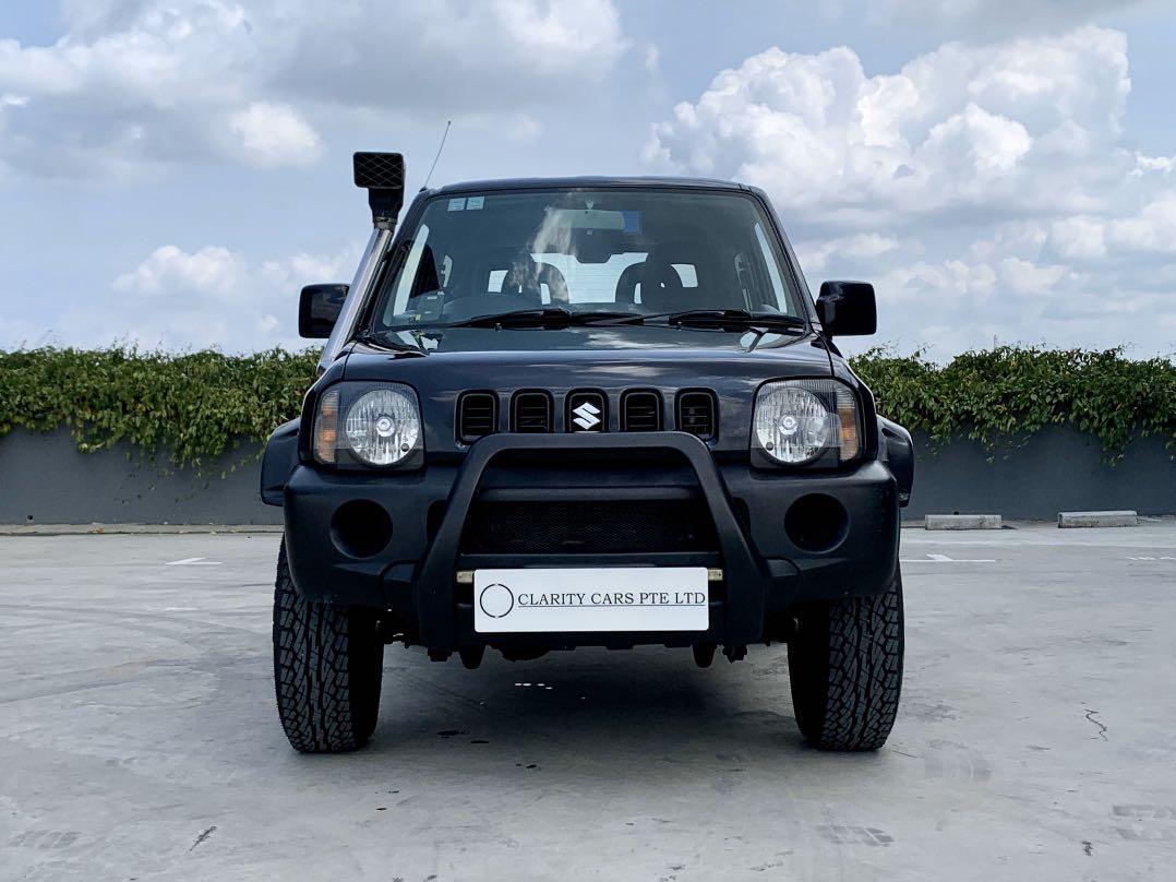 Suzuki Jimny 1.3 (A)