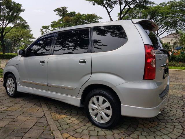Toyota Avanza 1.5 S AT 2009,Rasa Capek Sirna Seketika