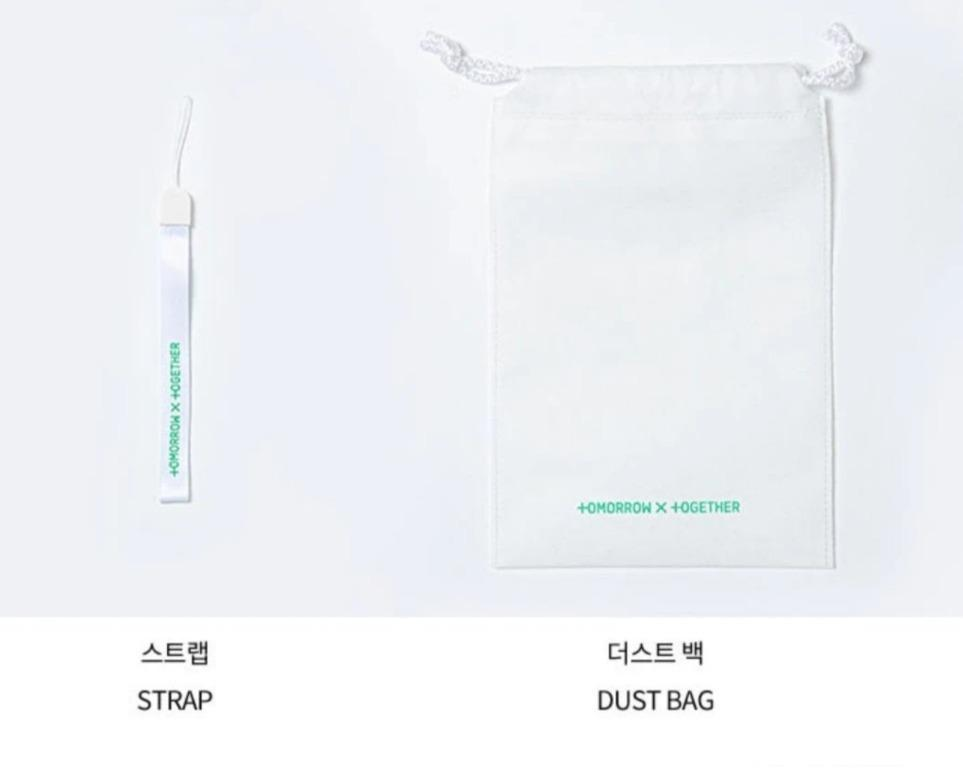 (GO) TXT (Tomorrow By Together) Official Lightstick