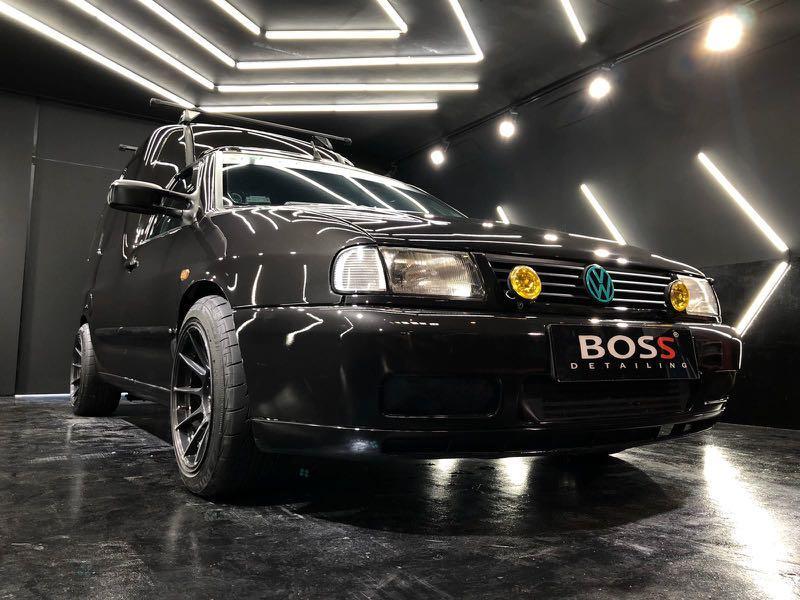Volkswagen Caddy 1.9TDi 9K Manual