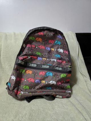 Lesportsac backpack like new