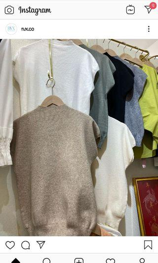 Knit top bkk