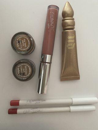 ColourPop and Benefit Makeup