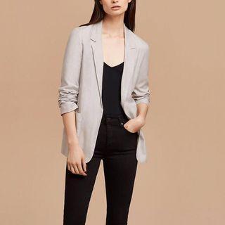 Aritzia Kent blazer in size 0