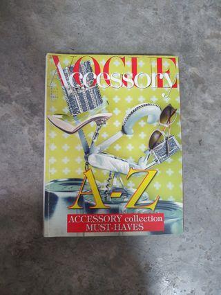 Vogue Italia Accesory