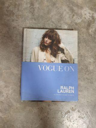 Vogue Books - Ralph Lauren