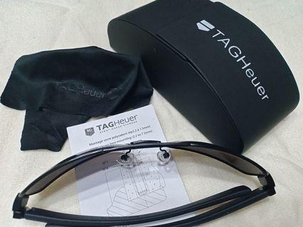 TAGHeuer Avant-Garde Eyewear
