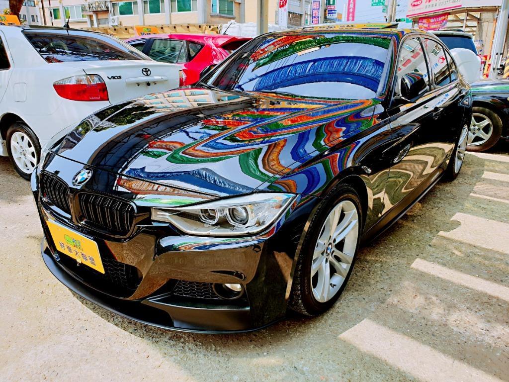 冠軍車庫【專業認證】2012 BMW 328SP版 M包
