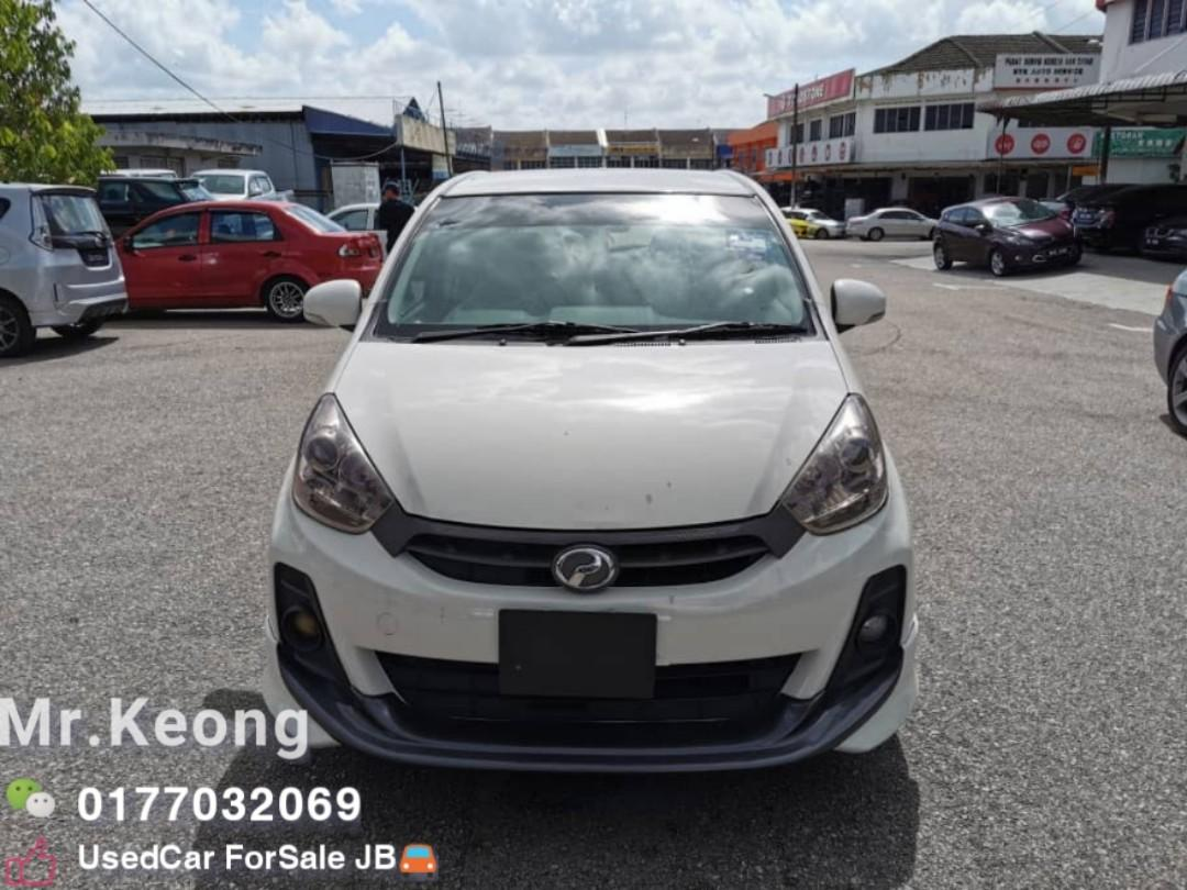 2012TH🚘PERODUA MYVI 1.5AT EXTREME Full Package Cash OfferPrice💲Rm30,500 Only‼LowestPrice InJB‼Call📲KeongForMore🤗