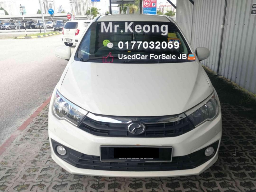 2017TH PERODUA BEZZA ADVANCE 1.3AT Full Bodykit🚘Cash OfferPrice💲Rm39,800 Only💥Lowest Price InJB 🎉Call📲 KeongForMore‼🤗