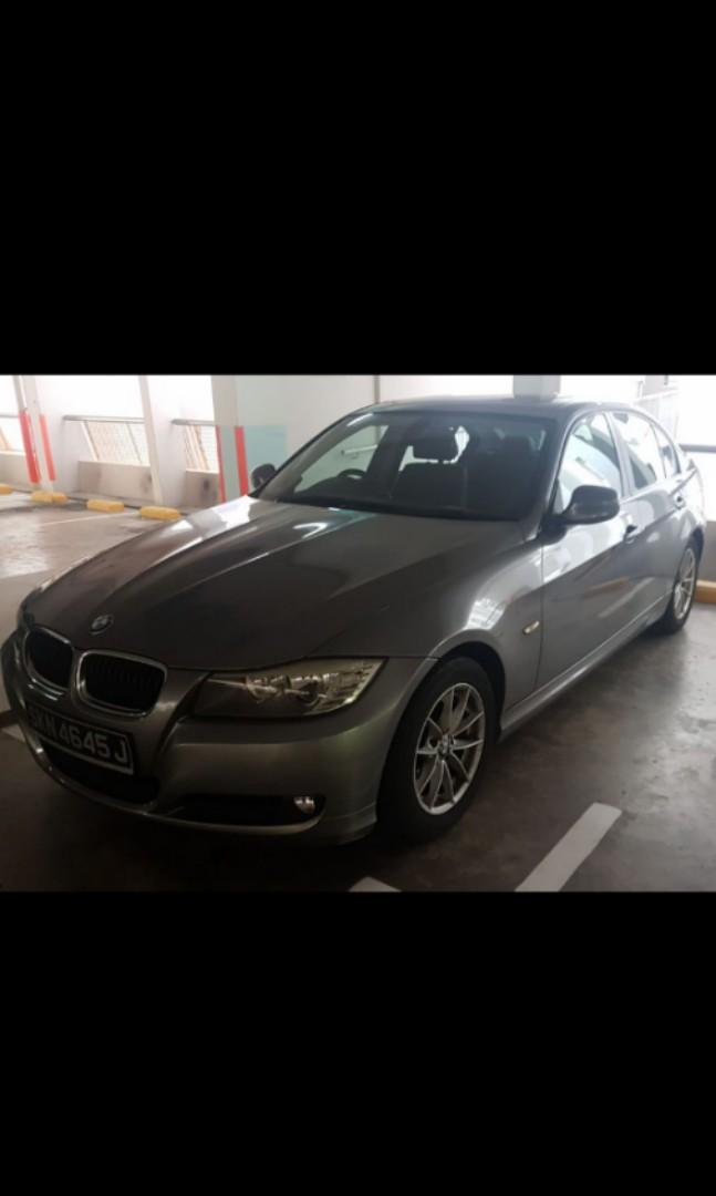 3 Series Rental Grey