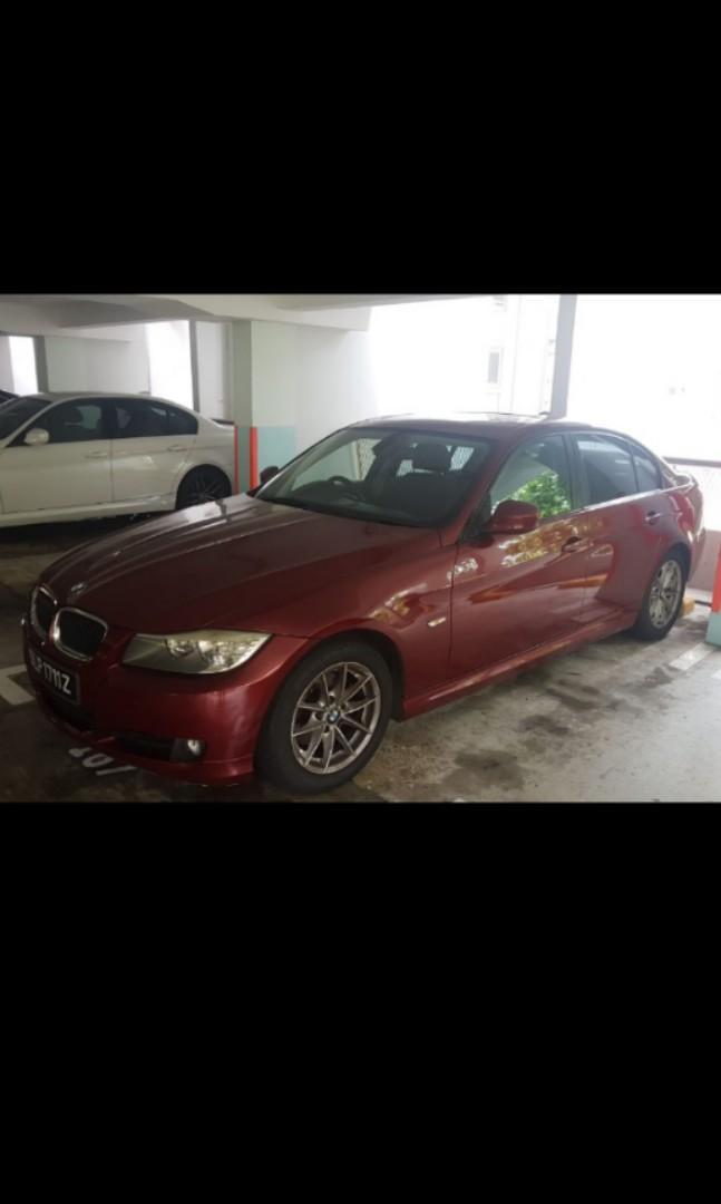 3 Series Rental Red