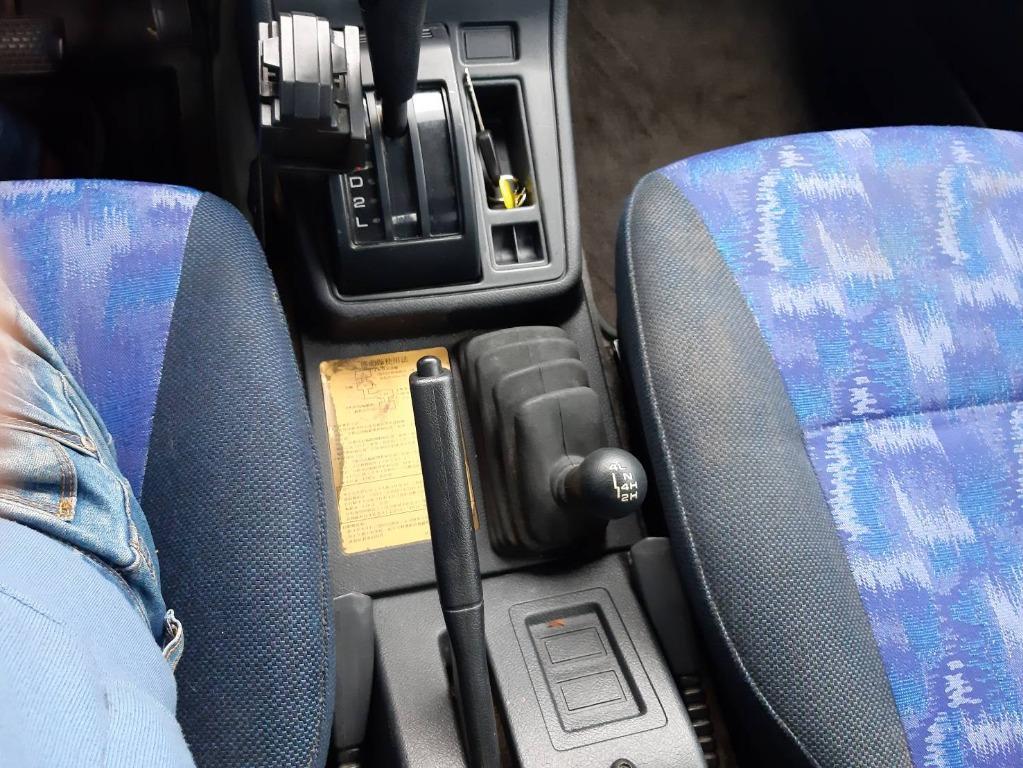 吉星 16v 1.6cc 4x4 郊遊越野 爬山涉水 超強吉普車