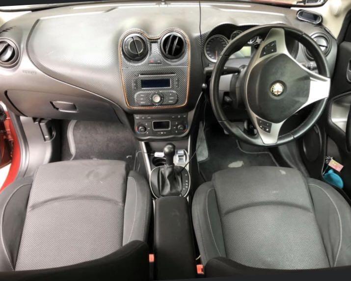 Alfa Romeo MiTo Alfa Romeo MiTo 2012 Auto