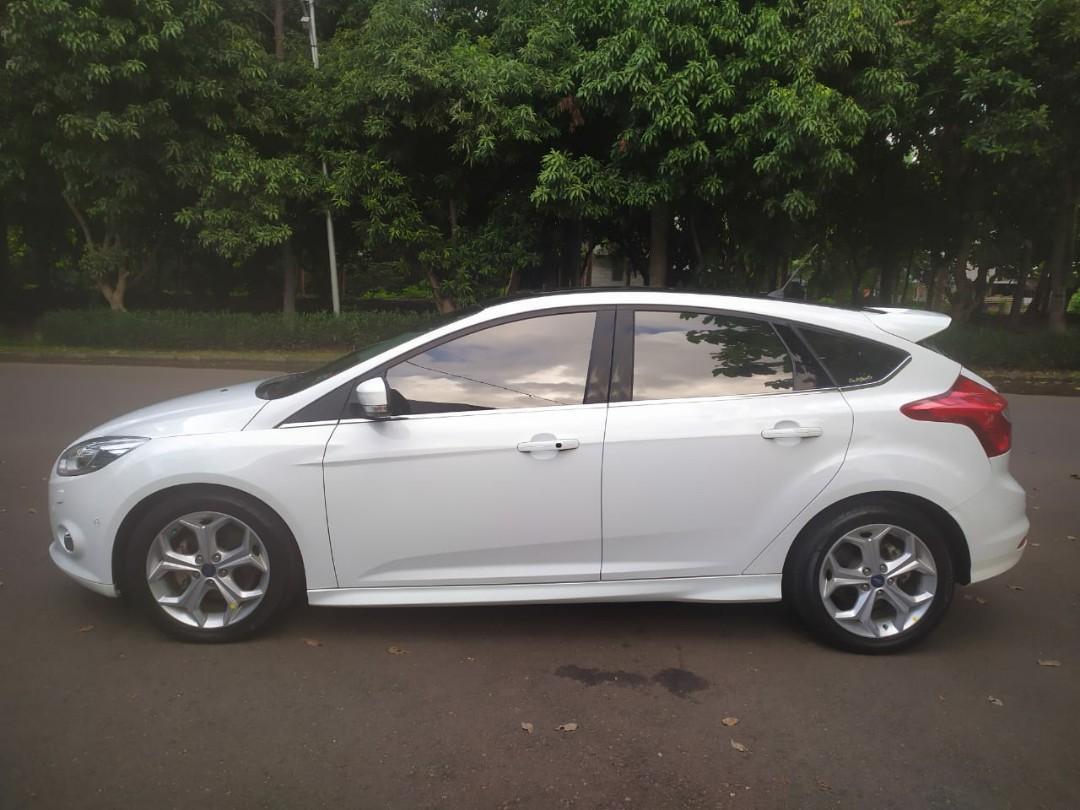 All New Ford Focus S 2013 2.0 AT KREDIT RINGAN SIAP PAKAI