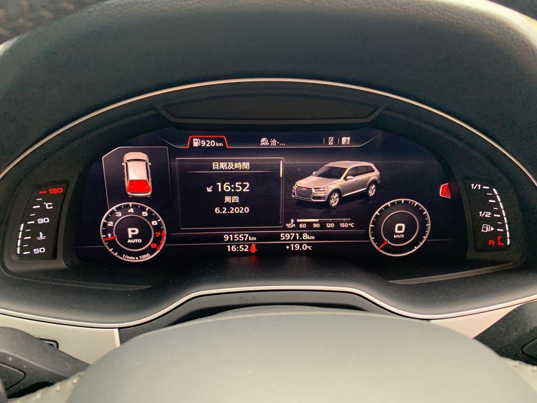 Audi Q7 2.0 TFSI quattro tiptronic Auto
