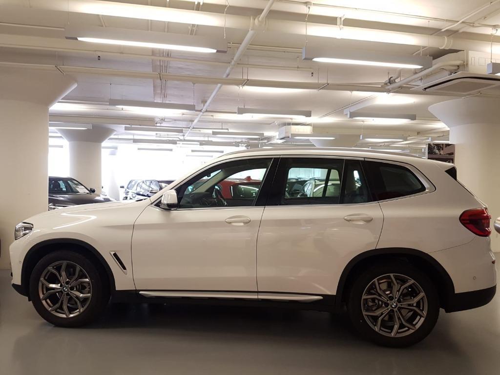 BMW X3 xDrive30iA xLine Auto