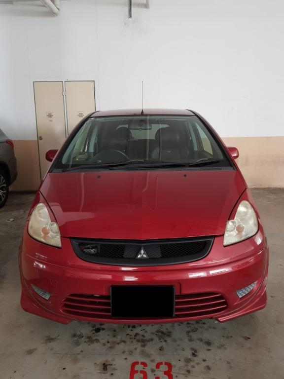Car Rental Weekend Package Fri-Mon 3-6 April Mitsubishi Colt Plus P Plate Welcome ( Yishun )