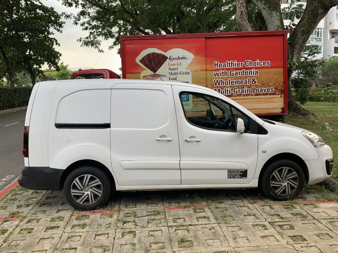 Citroën berlingo for rent