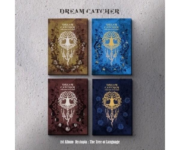 DREAMCATCHER 1st Full Album Dystopia : The Tree of Language