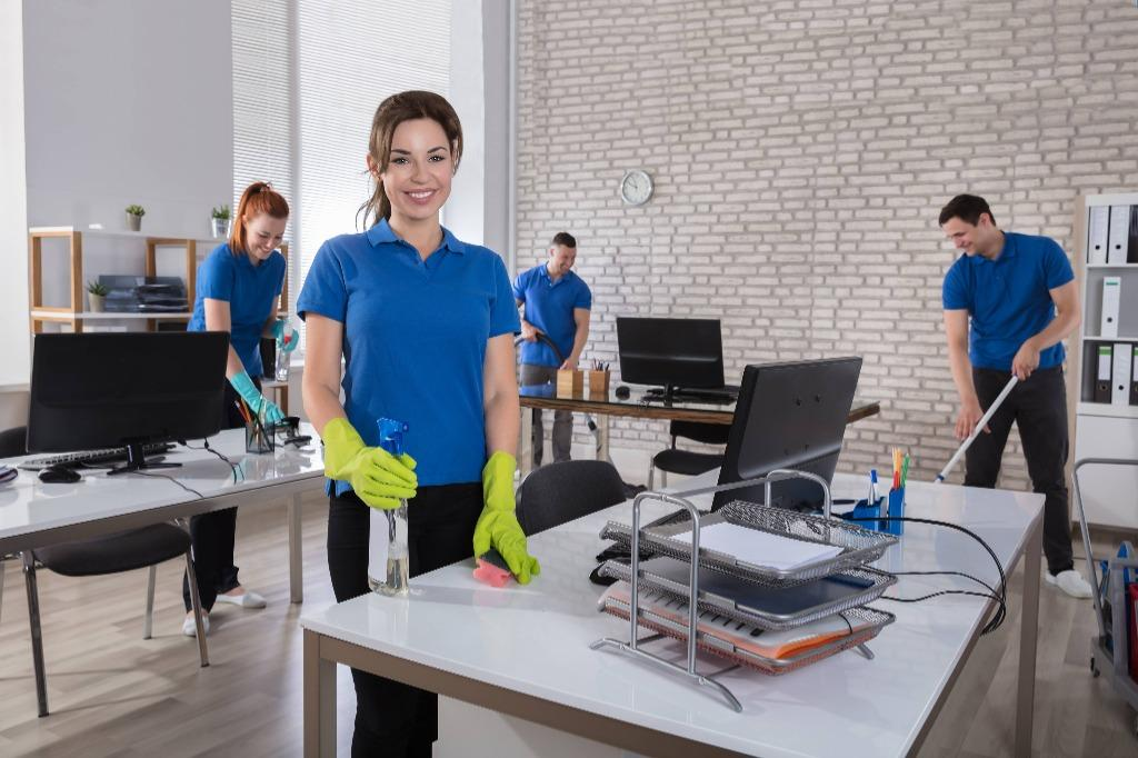 Evening/Afternoon Part-Time Office Cleaner at Lavender